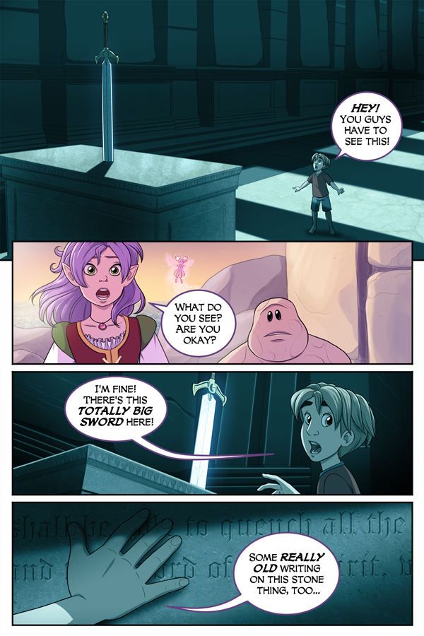 The Dreamland Chronicles Page 19…