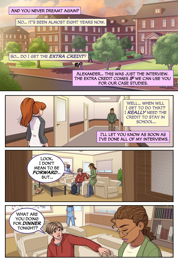 The Dreamland Chronicles Page 26…