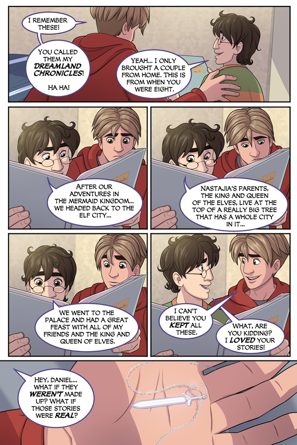 The Dreamland Chronicles Page 31…