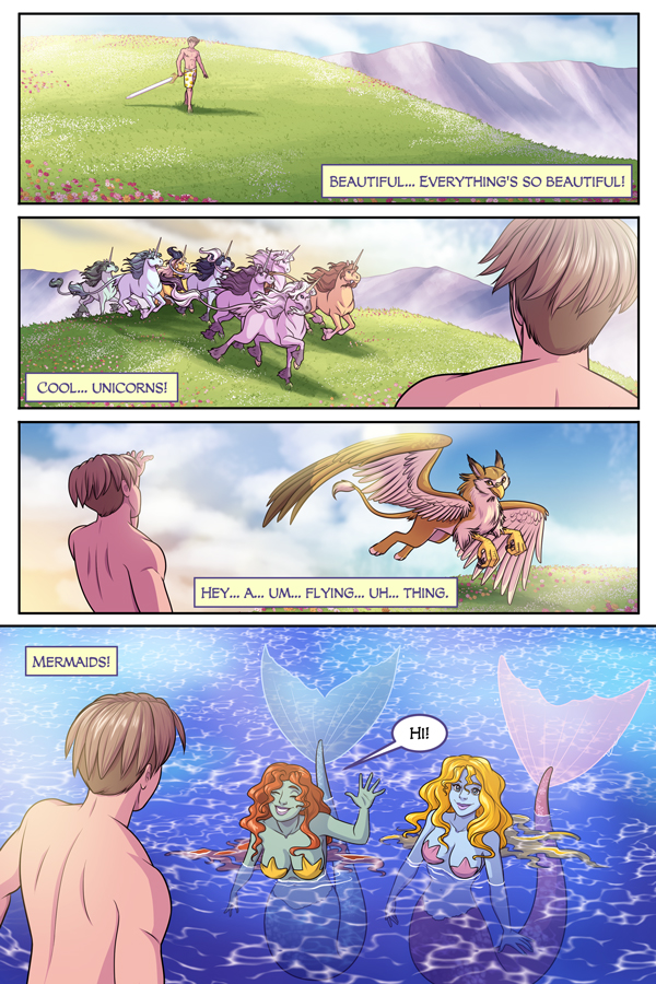 The Dreamland Chronicles Page 42…