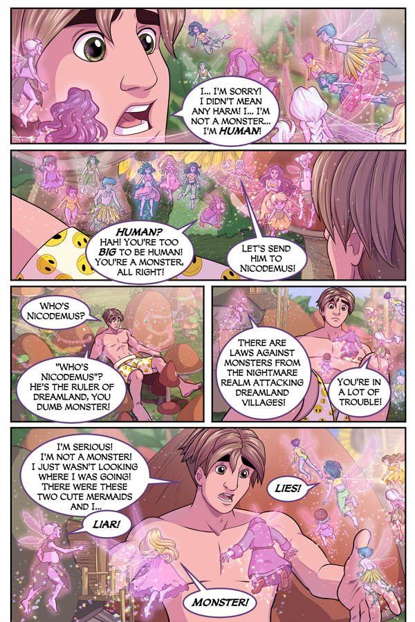 The Dreamland Chronicles Page 47…