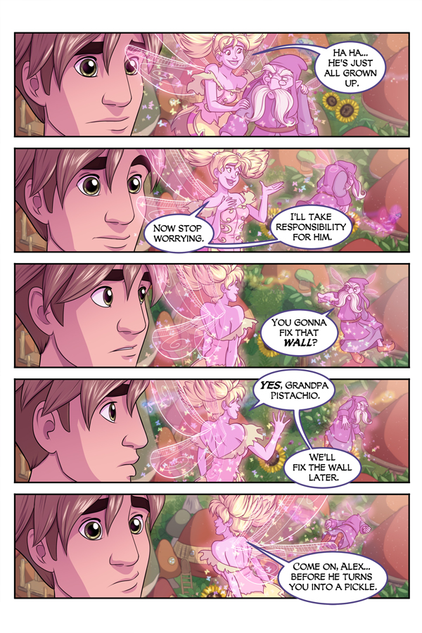 The Dreamland Chronicles Page 52…
