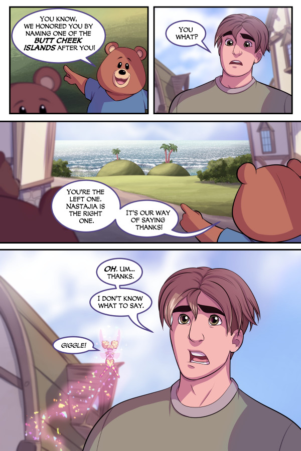The Dreamland Chronicles Page 84…