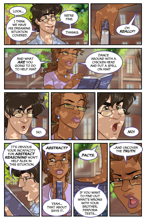 The Dreamland Chronicles Page 114…