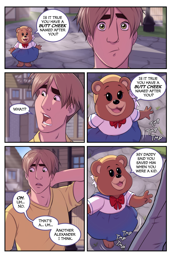 The Dreamland Chronicles Page 123…