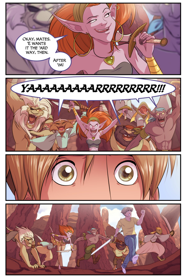The Dreamland Chronicles Page 130…