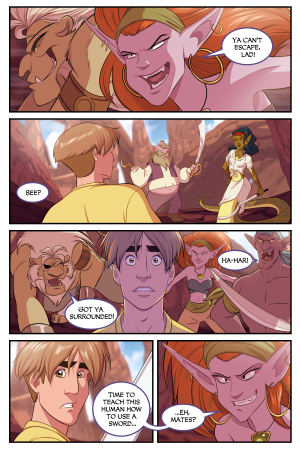 The Dreamland Chronicles Page 131…