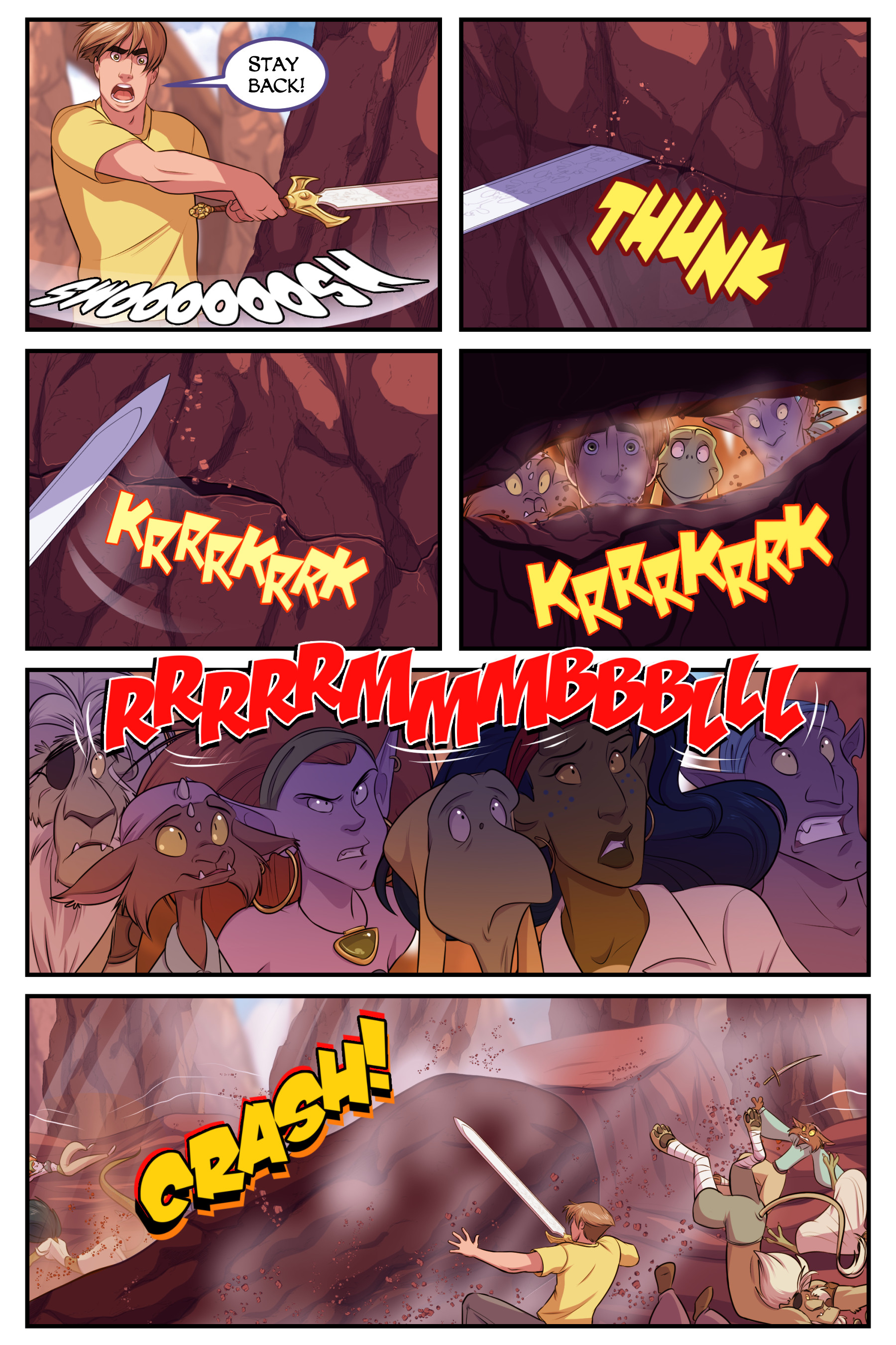 The Dreamland Chronicles Page 132…
