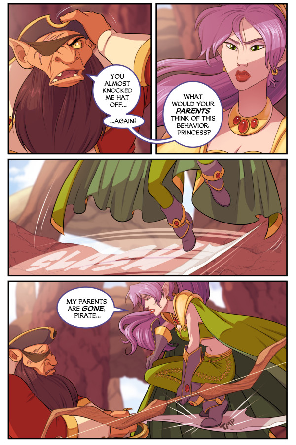 The Dreamland Chronicles Page 141…
